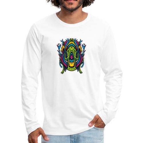 Sense - Men's Premium Longsleeve Shirt