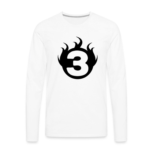 shoulder logoc - T-shirt manches longues Premium Homme