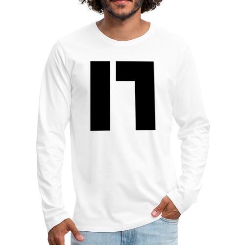 Chemtrail Pilots Logo T-Shirt - Männer Premium Langarmshirt
