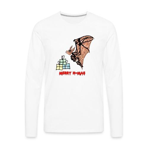 Merry X-MAS - Männer Premium Langarmshirt