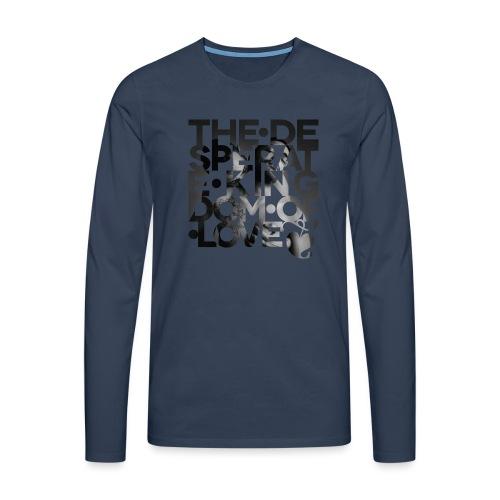 Desperate Kingdom of Love - Men's Premium Longsleeve Shirt