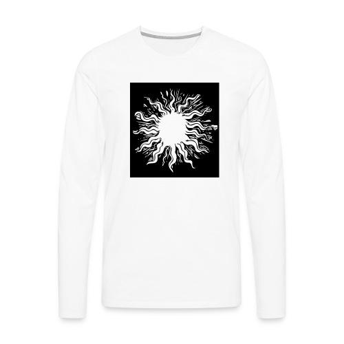 sun1 png - Men's Premium Longsleeve Shirt