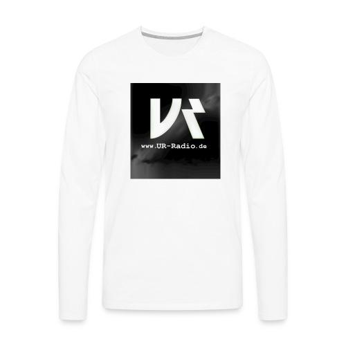 logo spreadshirt - Männer Premium Langarmshirt