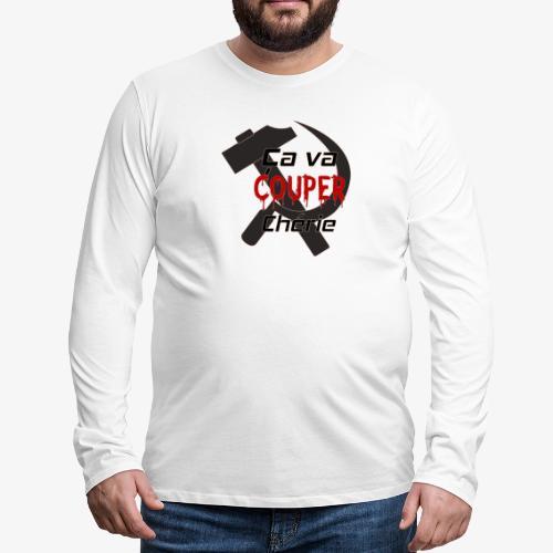 La Cite De La Peur - ça va couper - T-shirt manches longues Premium Homme