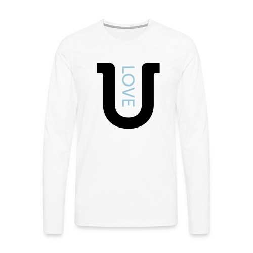 love 2c - Men's Premium Longsleeve Shirt