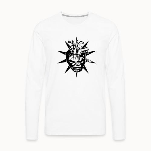 dirtheart - Männer Premium Langarmshirt