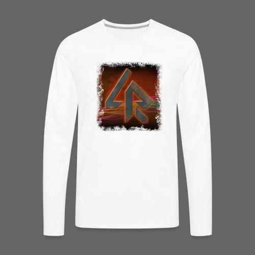 LPR Gaming BG Splash (Women) - Men's Premium Longsleeve Shirt