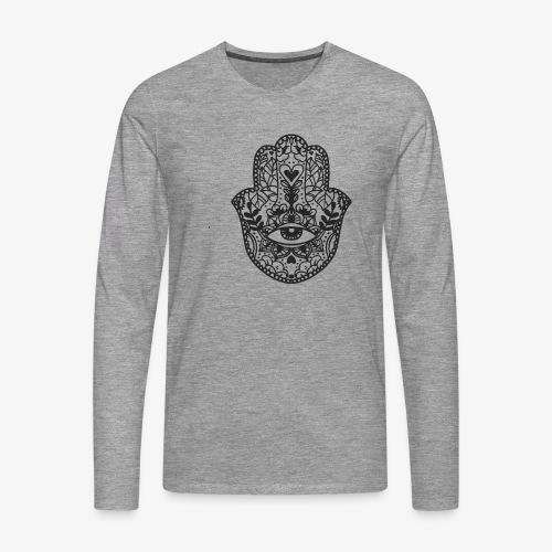 mandala4 - Men's Premium Longsleeve Shirt
