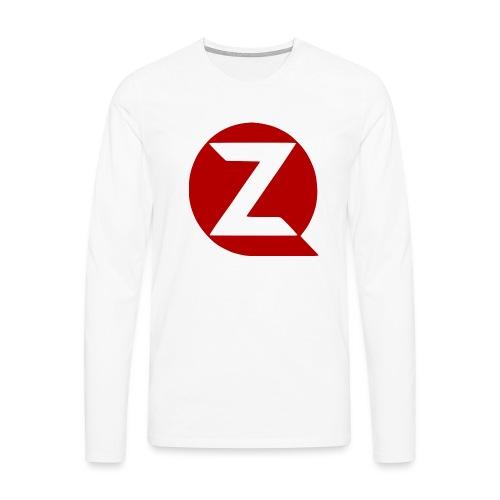 QZ - Men's Premium Longsleeve Shirt