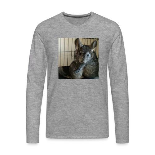 sisu - Miesten premium pitkähihainen t-paita