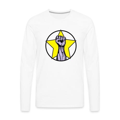 l'Internationale - T-shirt manches longues Premium Homme