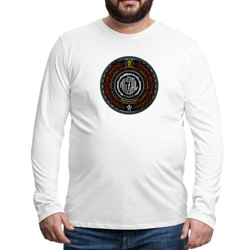 MizAl Blason - T-shirt manches longues Premium Homme