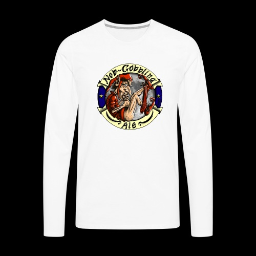 Goblin Ale T-Shirt - Men's Premium Longsleeve Shirt