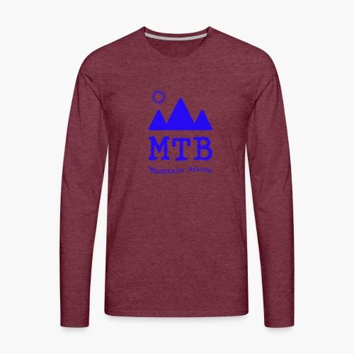mtb - Men's Premium Longsleeve Shirt