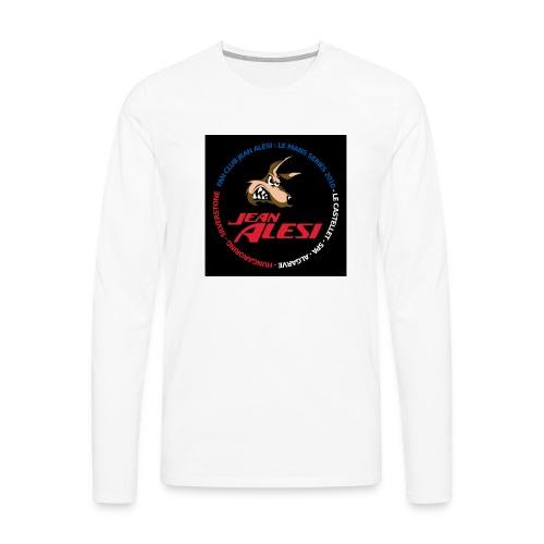 fanclubnoir - T-shirt manches longues Premium Homme