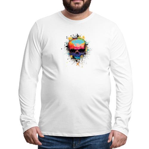 TroubleZone - Männer Premium Langarmshirt