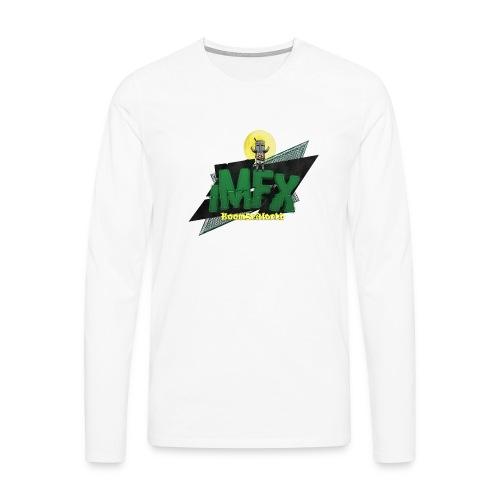 [iMfx] Lubino di merda - Maglietta Premium a manica lunga da uomo