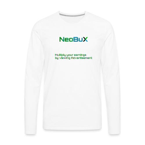 NeoBuX AD - Men's Premium Longsleeve Shirt
