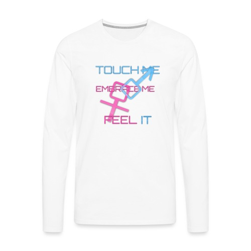 Sex & More - Men's Premium Longsleeve Shirt