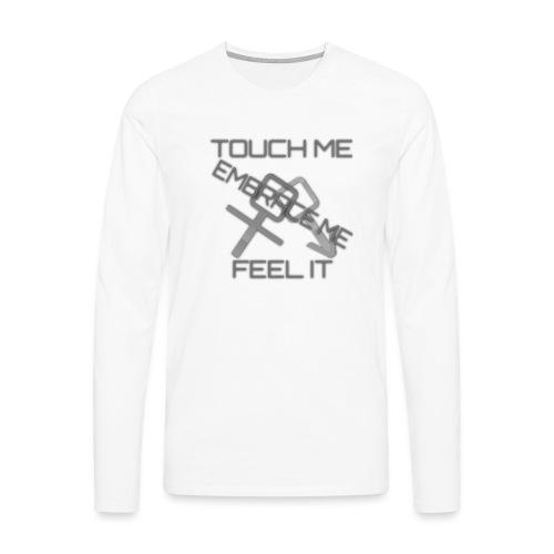Sex & More retrò - Men's Premium Longsleeve Shirt
