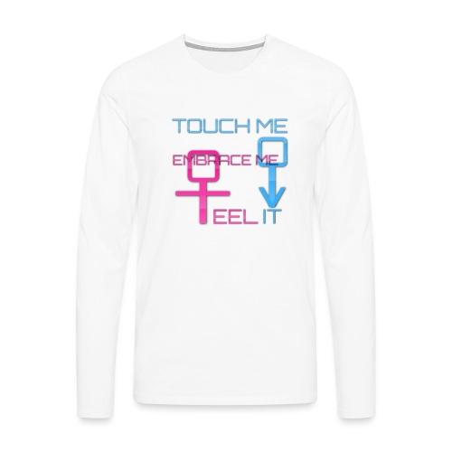 Sex and more on - Men's Premium Longsleeve Shirt