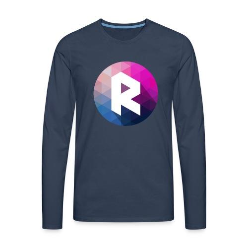 radiant logo - Men's Premium Longsleeve Shirt