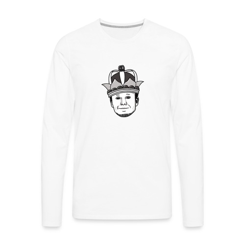 Meisterlehnsterr-Head - Men's Premium Longsleeve Shirt