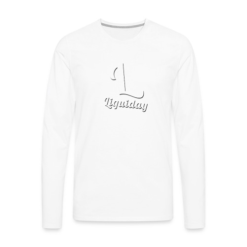 Liquiday | T-Shirt - Men's Premium Longsleeve Shirt