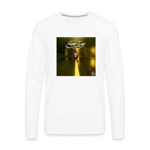 the 2nd sense tape jpg - Men's Premium Longsleeve Shirt