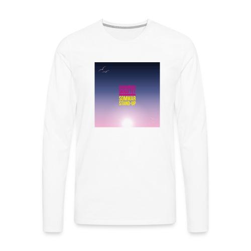T-shirt dam Skärgårdsskrattet - Långärmad premium-T-shirt herr