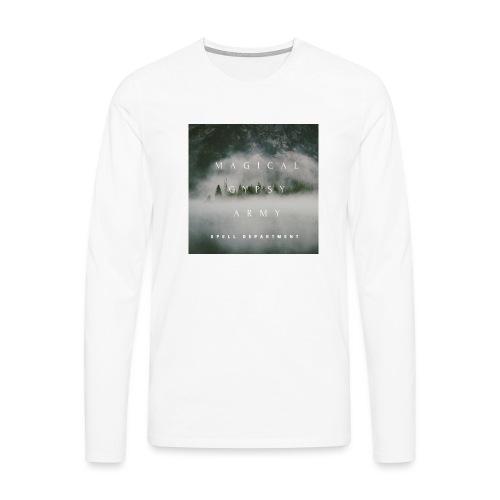 MAGICAL GYPSY ARMY SPELL - Men's Premium Longsleeve Shirt