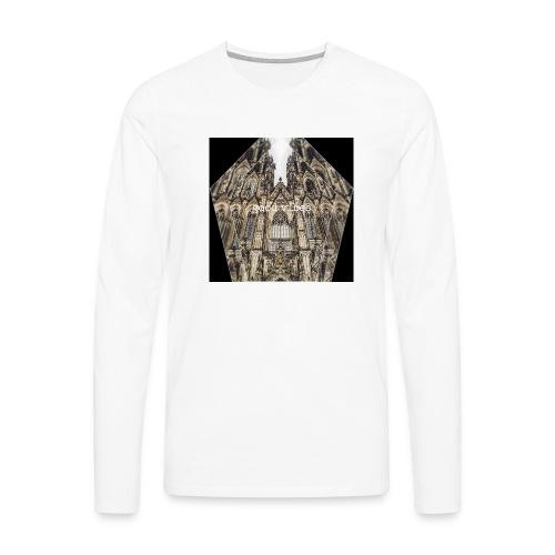 Good Vibes - Männer Premium Langarmshirt