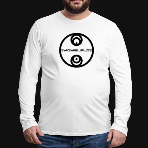 Omomelflöd - Männer Premium Langarmshirt