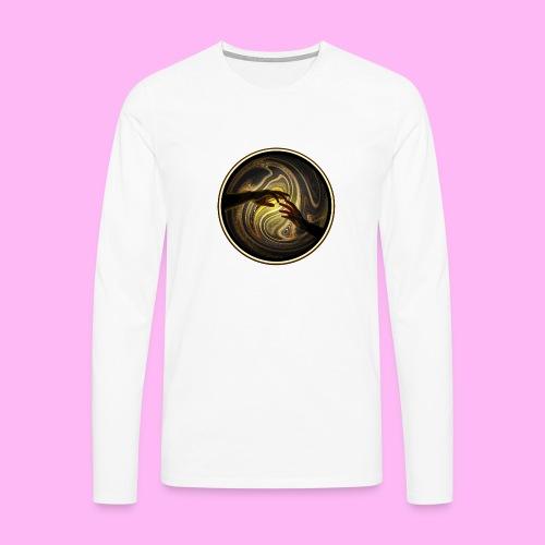 Reach out and touch faith - Miesten premium pitkähihainen t-paita