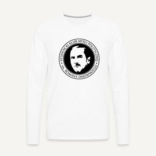 skmp - Koszulka męska Premium z długim rękawem