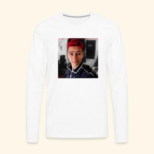 Lekker ding - Mannen Premium shirt met lange mouwen