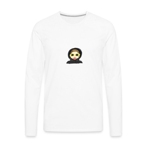 Portrait - Men's Premium Longsleeve Shirt