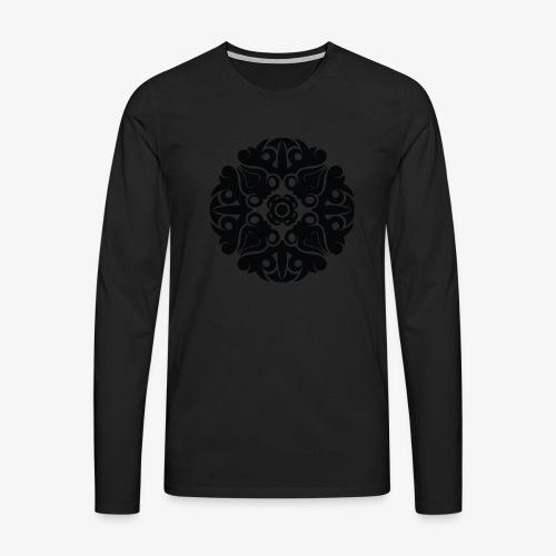 Tribal 4 - Men's Premium Longsleeve Shirt