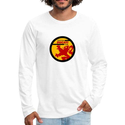 GIF logo - Men's Premium Longsleeve Shirt
