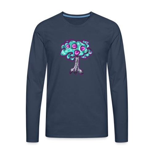 Neon Tree - Men's Premium Longsleeve Shirt