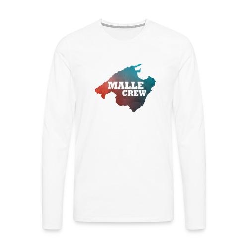 Mallorca Crew Trip - Männer Premium Langarmshirt