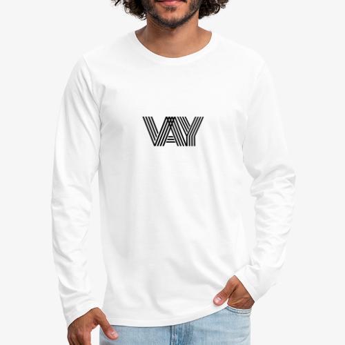 VAY - Männer Premium Langarmshirt