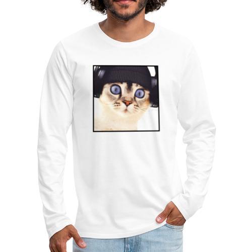 DJCHAT COLOR - T-shirt manches longues Premium Homme
