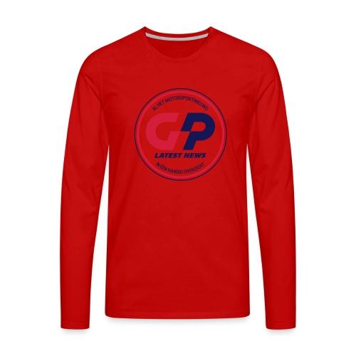 retro - Men's Premium Longsleeve Shirt