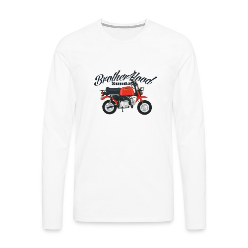 gorilla - T-shirt manches longues Premium Homme