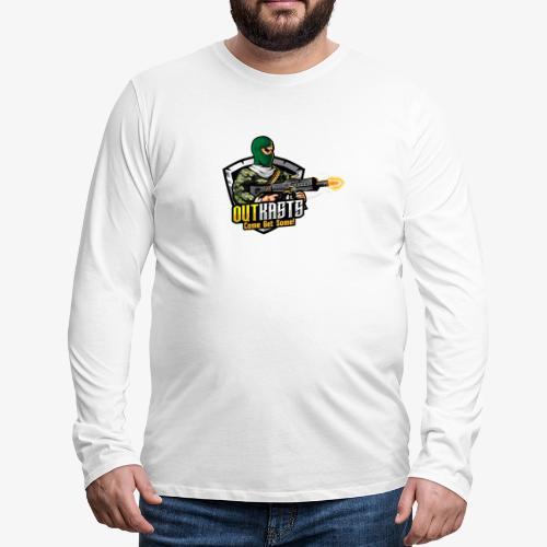 OutKasts [OKT] Logo 1 - Men's Premium Longsleeve Shirt