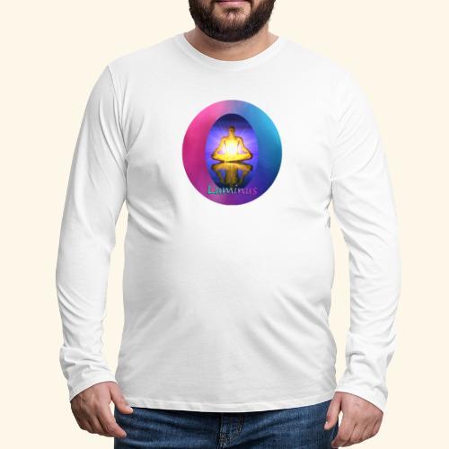 Luminus - Männer Premium Langarmshirt