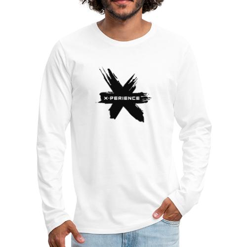 x-perience - Das neue Logo - Männer Premium Langarmshirt