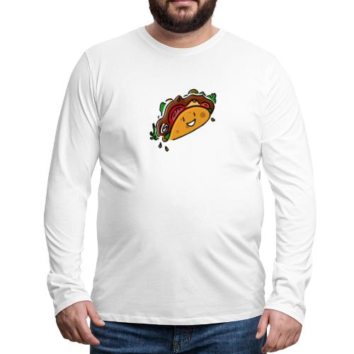 Taco Joyeux - T-shirt manches longues Premium Homme