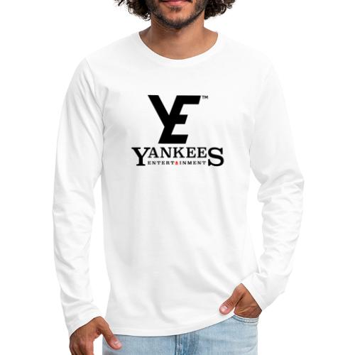 ye black - Men's Premium Longsleeve Shirt